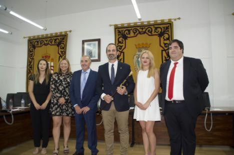 José Luis Amérigo Fernández (PSOE) nuevo alcalde de Carboneras