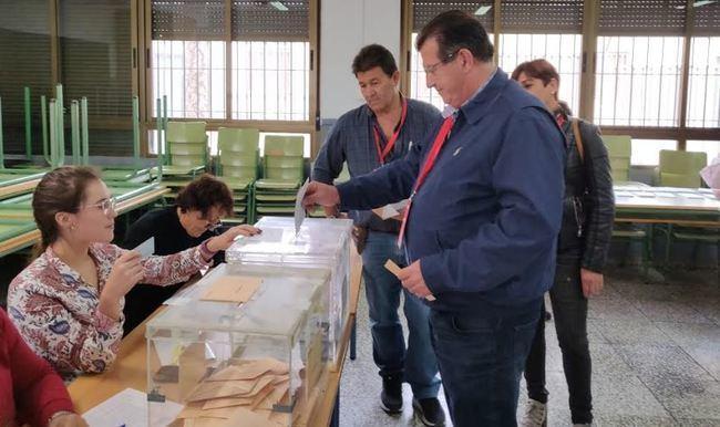 El PSOE de EL Ejido pide el voto por la igualdad