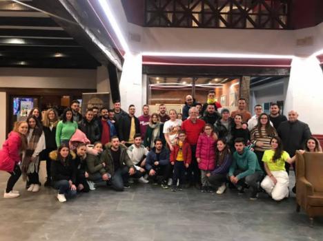 Éxito Del Primer Turno Del Fin De Semana Blanco De Vícar