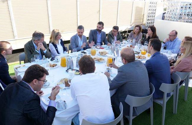 Bravo (PP-A): 'Queremos que Andalucía sea la primera en crecimiento de empresarios'