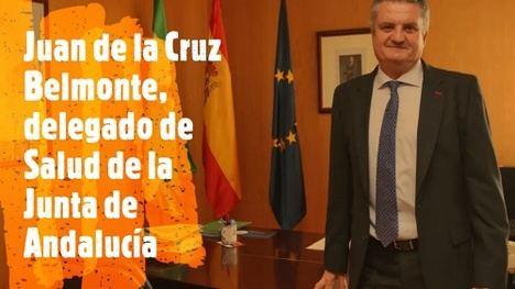 """De la Cruz: """"Almería presenta la tasa más baja de inmigrantes irregulares con COVID19"""""""
