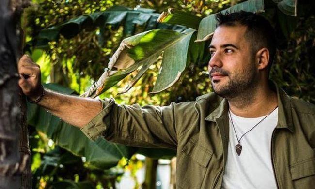 El almeriense Juanfra Dimas actúa en el Teatro Apolo
