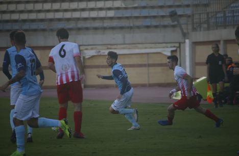 El CD El Ejido cede un empate ante el Motril aún dominando el encuentro