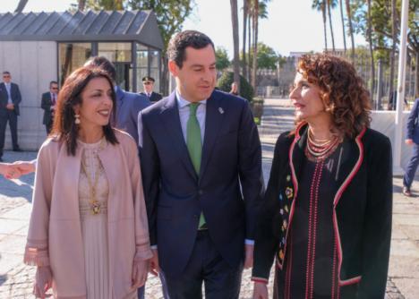 Moreno felicita a Andalucía 'honesta y capaz de sacar adelante nuevos proyectos'