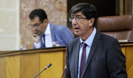 La Junta ya tiene programadas las obras de emergencia en Almería por la gota fría