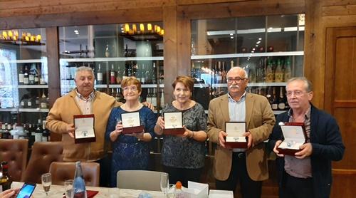 Correos rinde homenaje al personal jubilado en la provincia de Almería