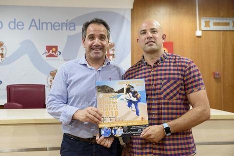 La octava edición del 'Campus de Judo Ciudad de Almería' reunirá a cerca de 150 judokas de toda España