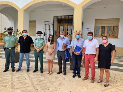 Dalías celebra la Junta Local de Seguridad anual