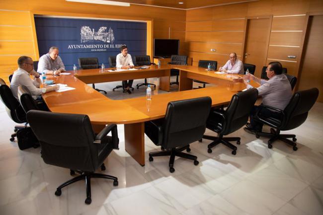 El Plan AIRE de la Junta de Andalucía destina a El Ejido 1.397.000 euros