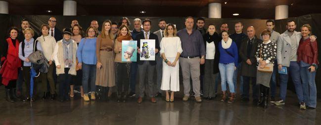 Ciavieja inspira el cartel del 43 Festival del Teatro de El Ejido