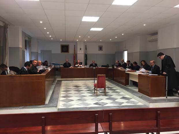 El exvicepresidente de Diputación Luis Pérez ingresa en prisión