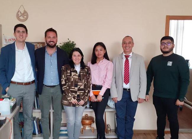 Mármol de Almería quiere llegar a Kazajistán