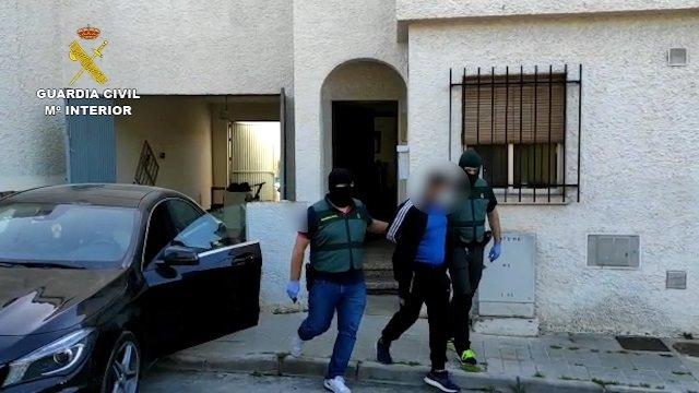 Tres detenidos por asesinar a un hombre en El Ejido en diciembre