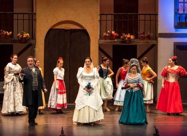 Lírica, teatro y humor con 'La Boda de Luis Alonso'