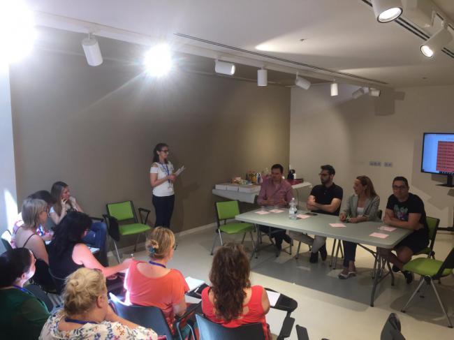 La Lanzadera de Empleo de Almería organiza una jornada de networking