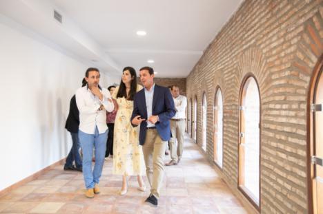 La Casa Palacio de Los Moya se convierte en el epicentro cultural de Laujar de Andarax