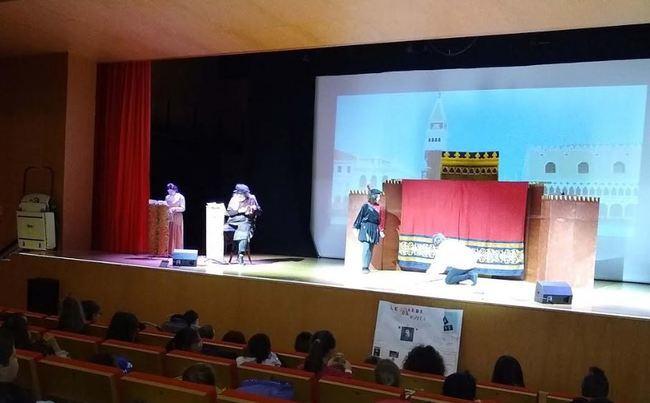 La UAL se suma al 'Año Leonardo' acercando el genio al alumnado de Primaria