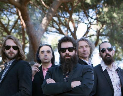 Le Voyeur presentará en Almería su segundo disco