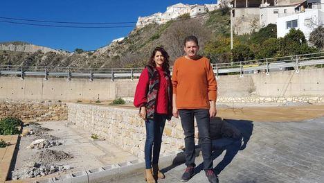 IU reclama al PP de la Diputación el parque infantil de Líjar