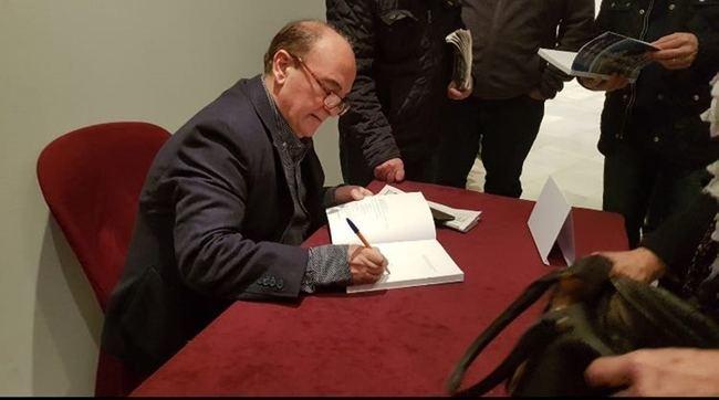"""Antonio Llaguno: """"Villaricos es uno de los enclaves que ha configurado el alma andaluza"""""""