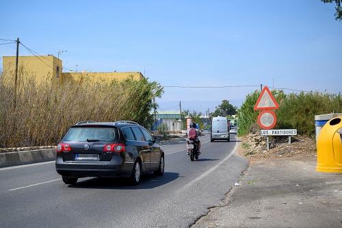 Licitada la conexión peatonal entre La Cañada y el Puche en Los Partidores