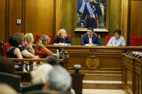 Diputación aprueba 75.000 € de subvenciones del Consejo de la Mujer
