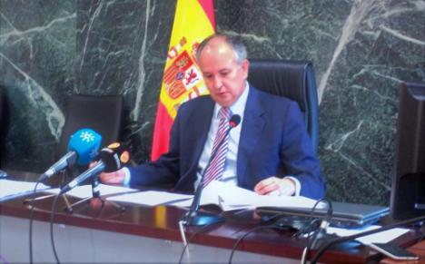 El magistrado Luis Columna es el nuevo presidente de la Audiencia Provincial de Almería