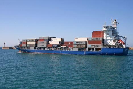 El Puerto de Almería acoge una nueva línea de Contenedores de Maersk Line