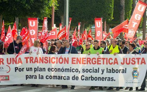 Carboneras contra el cierre de la central de Endesa