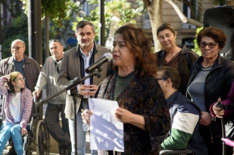 Apoyo de la Diputación al Día Internacional de las Personas con Discapacidad