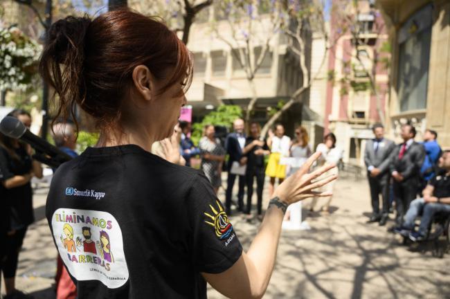 El Ayuntamiento se suma al Día Nacional de la Lengua de Signos Española