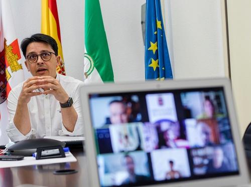 El Plan Almería sale al rescate de la industria cultural de Almería