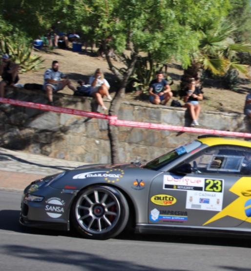 Vuelve a la competición el piloto vicario Manuel Maldonado