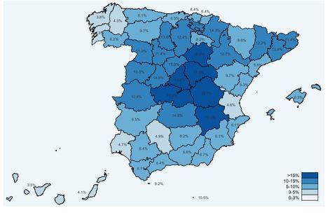 Casi el 7% de los almerienses ha pasado el #COVID19