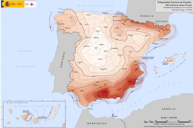 Se registran más de 100 terremotos en Almería en lo que llevamos de año