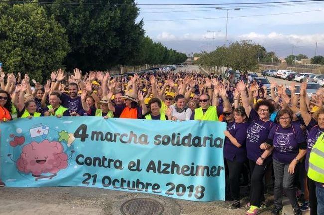 600 personas en la 5ª Marcha Solidaria por el Síndrome Prader Willi