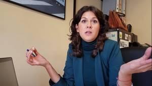 """María Jesús Amate: """"Almería no es incómoda ni para la Junta ni para el Gobierno central"""""""