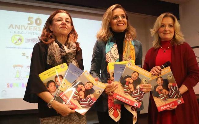El CEE Princesa Sofía inicia su 50º Aniversario el Día de la Discapacidad