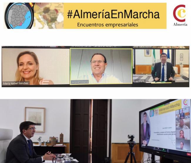 Jerónimo Parra: 'Reactivar Almería requiere la cooperación publico-privada'