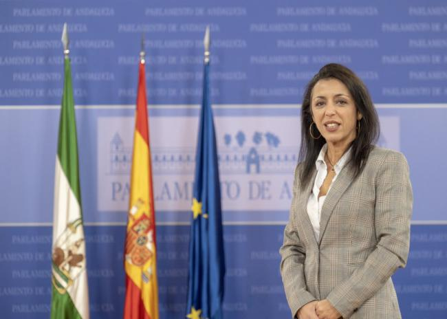 PP, Cs y Vox dan a Marta Bosquet la presidencia del Parlamento Andaluz