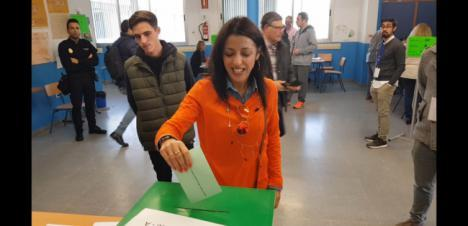 Bosquet vota de naranja