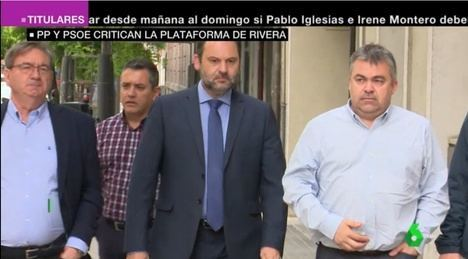 Reunión en Madrid tras el varapalo de las 200 afiliaciones irregulares del PSOE de la capital