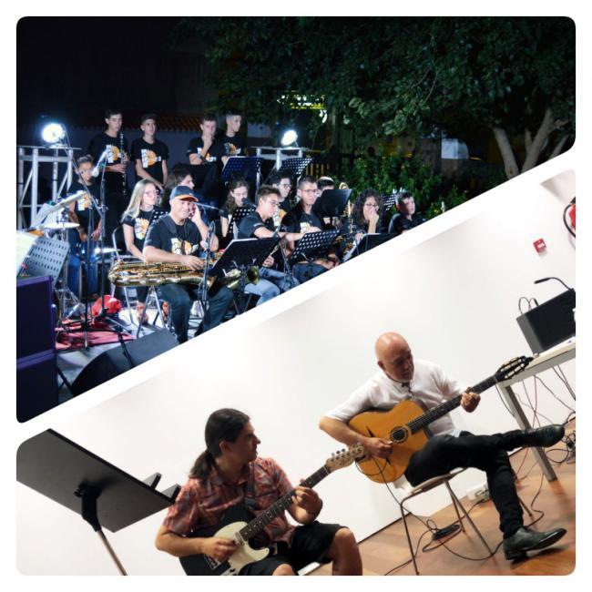 El nuevo talento de la Big Bandarax en el estreno del XXVII Festival de Jazz