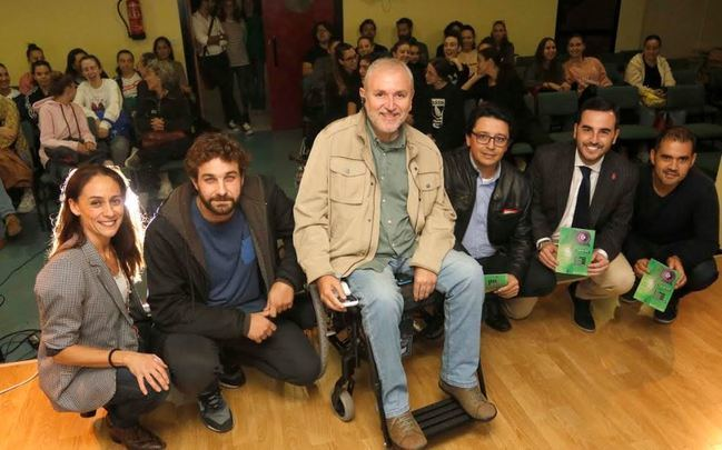 """""""Las personas con discapacidad aportan emociones a las artes"""", afirma Mateo Cabeza"""