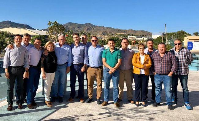 """Matarí afirma que """"el PP defiende los intereses del Valle del Almanzora"""""""