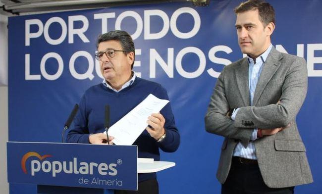 El PP exige compensaciones económicas para agricultores y transportistas por el bloqueo de la Junquera