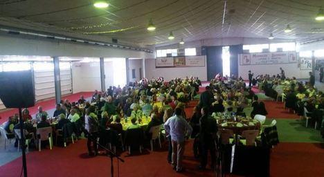 300 Mayores Vicarios Inscritos Para La Convivencia Navideña En Ugijar