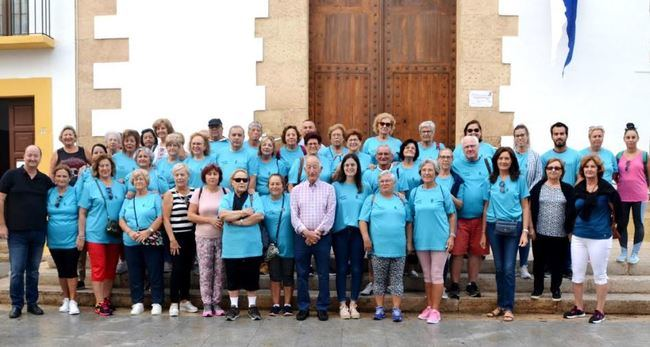 Los mayores, protagonistas de las Fiestas del Rosario