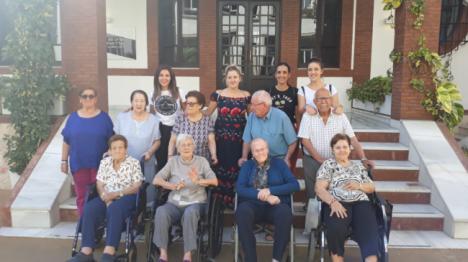 Estancias Diurnas de Vicar Visita La Casa De Doña Pakyta De Almería