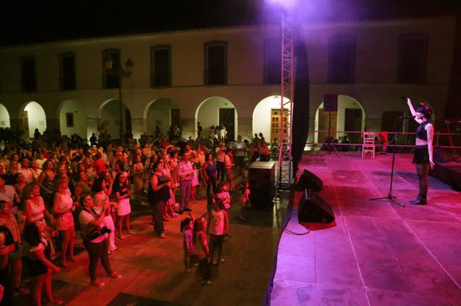 Mucho humor y éxitos de Mecano en los Festivales de Berja 2019